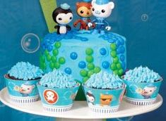 Octonauts Party Ideas and Supplies. These ideas and supplies are full of color and your little one's favorite characters from the show.