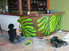 balcão do bar   Flickr - Photo Sharing!