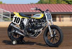 Ducati Scrambler Pro Flat Track