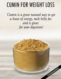 Cumin, also known as jeera, is an earthy, nutty somewhat bitter spice that is available in India and other countries. Did you know that this spice has got a unique weight loss power too? Cumin can actually help you lose weight. It may be hard to believe, but it's totally true. This unique spice has powerful weight loss-boosting properties that can improve your results and make your journey to health just a little bit easier. But how does this one little spice make such a big difference? Well…