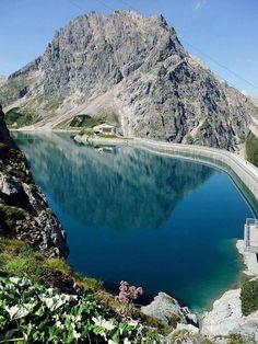 Photo: Lünersee....Austria