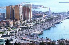 Pier 1 and El Palmeral de las Sorpresas  These are two leisure areas in the actual port, a landmark of modern Málaga.