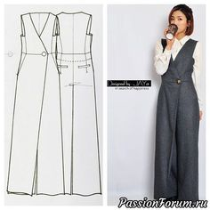 Amazing Sewing Patterns Clone Your Clothes Ideas. Enchanting Sewing Patterns Clone Your Clothes Ideas. Dress Sewing Patterns, Sewing Patterns Free, Clothing Patterns, Sewing Tutorials, Free Pattern, Fabric Sewing, Skirt Patterns, Dress Tutorials, Blouse Patterns