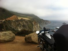 Bixby Creek Bridge on Hwy. 1 in Big Sur, CA