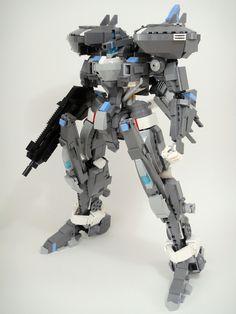 JAN LEGO ROBOT MECHA CAR | by jan_lego