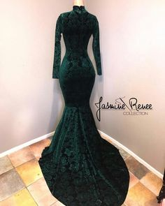 Prom Dresses With Sleeves, Mermaid Prom Dresses, Modest Dresses, Nice Dresses, Formal Dresses, Muslim Prom Dress, Hijab Dress Party, Sequin Evening Dresses, Gowns Of Elegance