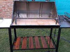 Resultado de imagen para parrillas artesanales y equipos para asados