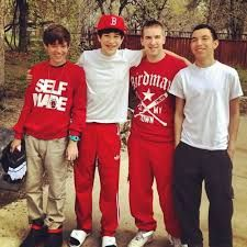 awe old picture of the foolish 4!!!!!!!!