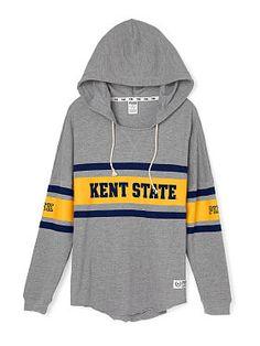 Kent State University Varsity Pullover Hoodie