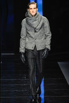 Salvatore Ferragamo Fall 2012 Menswear