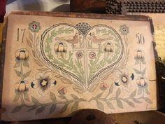 Farm Folk Art   Primitive Handmades Mercantile