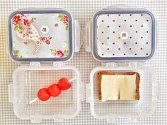 día7 En casa: leche con copos de avena y plátano En la guarde: brocheta de sandía y tostada integral con queso