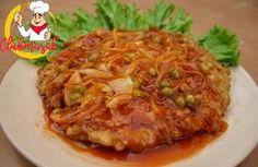Resep Fuyunghai Udang, Resep Fuyunghai Chinesse Food, Club Masak
