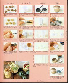photo miniature tutorials pinterest miniatur puppenstube und miniaturen f r puppenh user. Black Bedroom Furniture Sets. Home Design Ideas