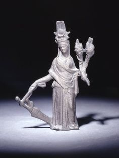 Isis-Tyche    Cyprus, 2nd century AD    The British Museum