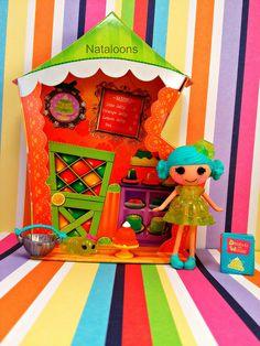 Mini Lalaloopsy Jelly Wiggle Jiggle by Nataloons, via Flickr