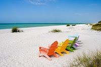 The islands of Sanibel and Captiva in sunny Florida
