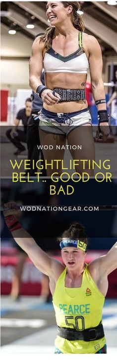 Weightlifting Belt.. Good or Bad #crossfit
