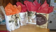*** Use Old Catalogs! *** Tutorial - How to Make a Gift Bag Out of a Catalog or Magazine