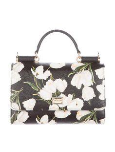 c197487c3c Dolce   Gabbana Miss Sicily Small Lipstick Crossbody Bag Expensive Handbags