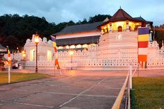 Click to open our Pinterest board on Dalada Maligawa - Temple of the Tooth