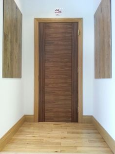 walnut doors by www.murphylarkin.com