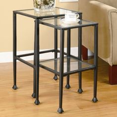 Found it at Wayfair - Sabrina 2 Piece Nesting Tables