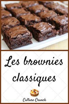 Blondie Brownies, Brownie Cookies, Bon Dessert, Brookies, Beignets, Street Food, Food And Drink, Cooking Recipes, Sweets