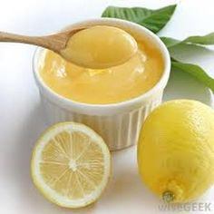 Refreshing lemon curd perfect for summertime.