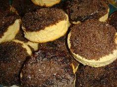 Las tortitas negras con mate...