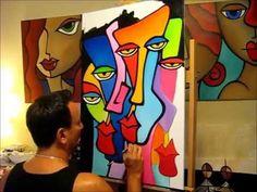 Cynics by Thomas Fedro - Fidostudio.com - Creating an original pop art p...