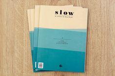 Slow II. the Slow Food magazine on Behance
