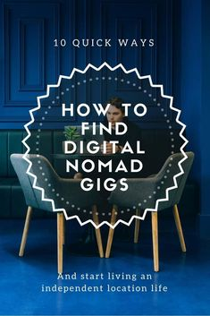 10 Ways To Find Gigs As A Digital Nomad. How to live an independent location life and get paid while traveling the world. Here are 10 proven, quick and easy tips to search and get online jobs. - A World to Travel