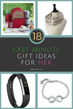 18 Good Last Minute Gifts For Her