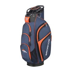 Golf Clubs     Wilson 2018 NFL Golf Cart Bag Denver Broncos     Remain to  the item at the picture link. 1335f2b55805
