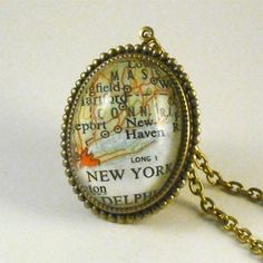 nyc necklace $27