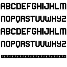 HIGH SCHOOL REGULAR FONT