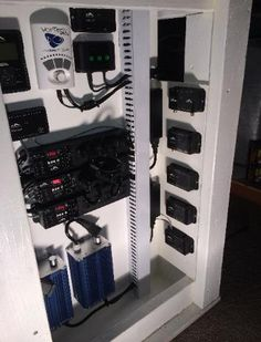 Show Us Your Cable Management | REEF2REEF Saltwater and Reef ...