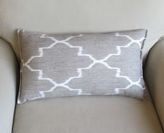 Made  ETSY FRONT PAGE Rectangulal Bolster by theBolsterQueens, $45.00