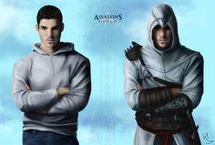 Assassin's Creed -  Assassins by Evil-Siren.deviantart.com on @deviantART