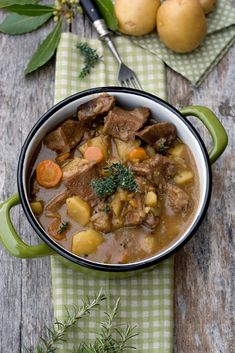 Irish Beef Stew with Guinness