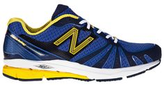 NB 890 - best all purpose racing shoe i have ever worn - won 5k, 10k, half marathon in this.  light, cushioned feel with great response and just enough support
