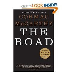 """""""The Road"""" by Cormac McCarthy is recommended by Stacy Dean Campbell from the television series 'Bronco Roads'"""