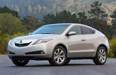 Acura confirms refresh for 2013 ZDX