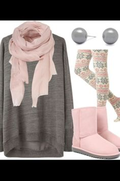 An outfit that can be worn on a lazy day or a relaxing day. Love the look, the pieces, and how easy it was to put together