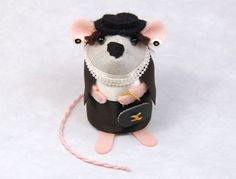 """""""coco chanel mouse"""" by the house of mouse."""