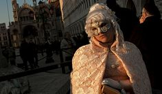 Venice Carnival, Italy, 1-14 February The Carnevale Venezia