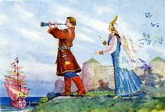 Russian Fairy Tales  - fairy-tales-and-fables Photo