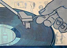 Turntable by Nancy Stahl