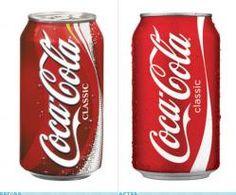 La gran diferencia- si metes en un recipiente con agua una lata de Coca light flota, la normal se hunde..